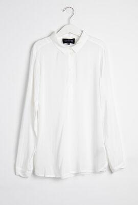 Plain Long Sleeves Shirt