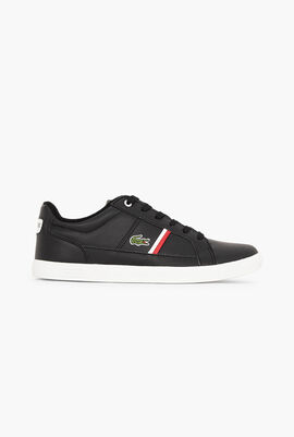 Europa Leather Sneakers
