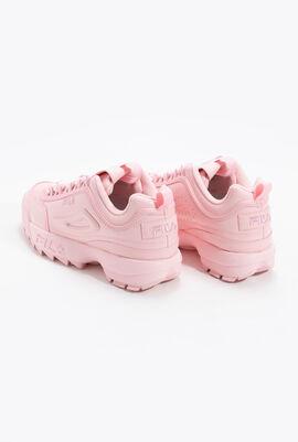 Disruptor II Premium Patent Sneakers