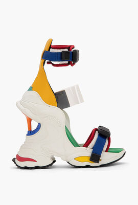 The Giant Wedge Sandals