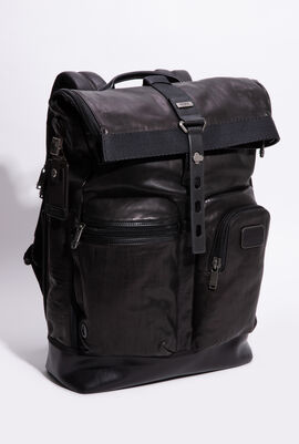 Luke Roll -Top Backpack