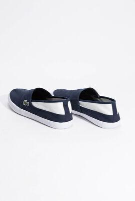 حذاء سهل الارتداء Marice من الكانفا باللون الأزرق الداكن