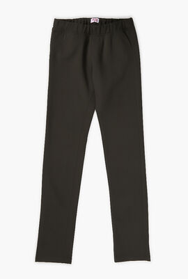 Stretchable Long Trousers