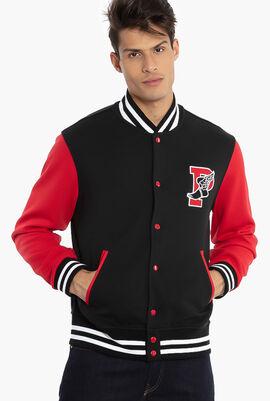 P- Wing Varsity Jacket