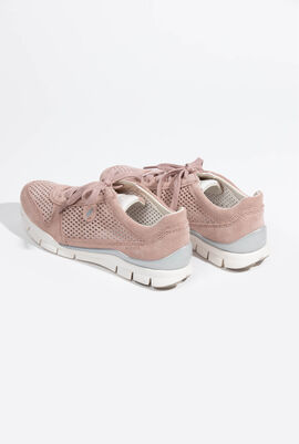 Sukie Perforated Sneakers