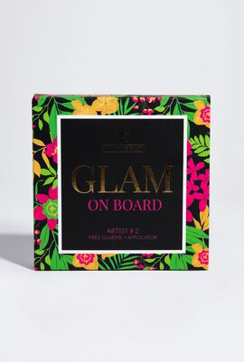 Glam on Board Artist #2