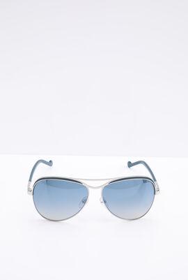 Aviator Classic Purple Women's Sunglasses