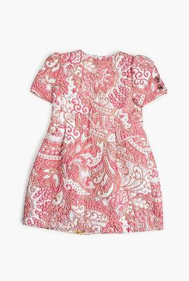 Jacquard Lame Dress