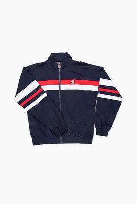 Tyrell Colour Block Woven Track Jacket