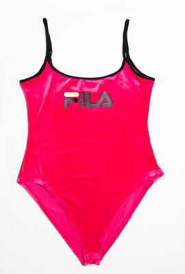 Leya Velour Bodysuit