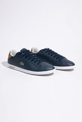 Graduate Lcr3 118 1 Spm Navy Sneakers