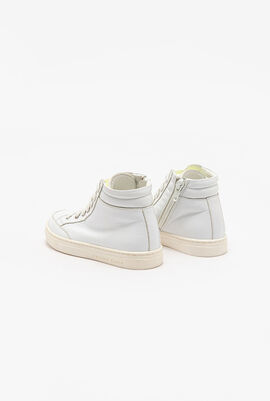 Nick Leather High Sneakers