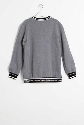 Sweatshirt Patch Logo
