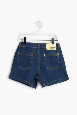 Teen Denim Shorts