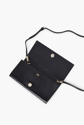 Yaara Leather Clutch