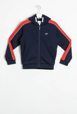 Zip Up Hoodie Sweatshirt