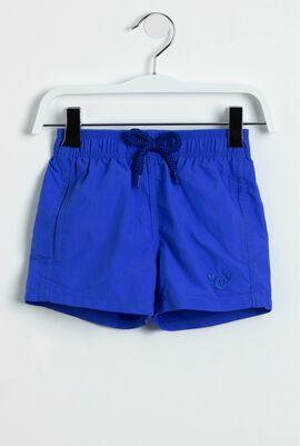 Plain Swim Trunks