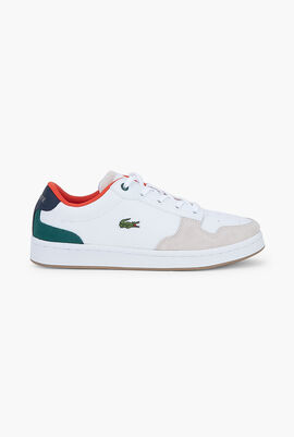 Masters Cup Leather Trainers