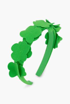 Flower Applied Headband