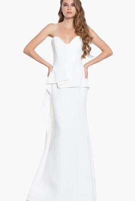Strapless Bond Gown