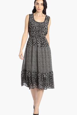 Cheetah Miix Tk Dress