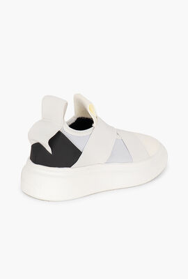 Ultra Light Neoprene Slip-On Sneakers
