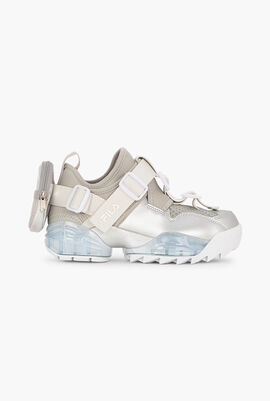 Unit Leather Sneakers