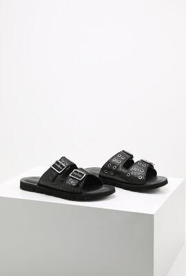 Glenn Leather Sandals