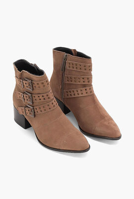 Waterloo Noise Suede Ankle Boots