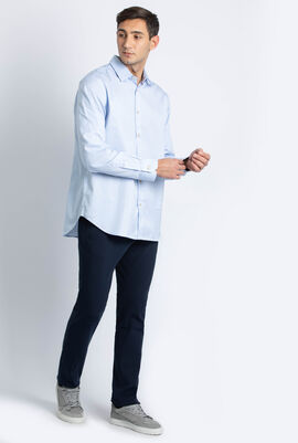 Stripes Tailored Long Sleeve Shirts