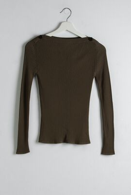Braida Ribbed Sweater