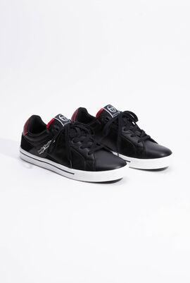 حذاء رياضي أسود Nelson LTX