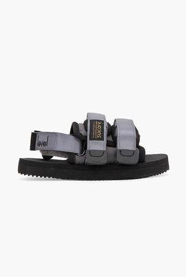 Moto Velcro Sandals