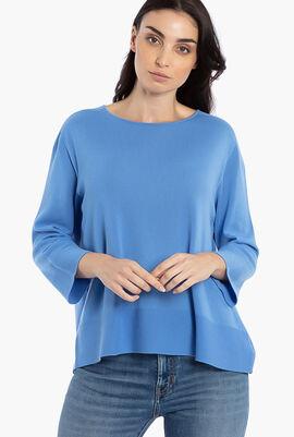 Arabesca Sweater Tank Top