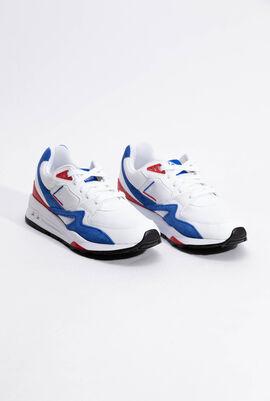 حذاء رياضي بدرجة لون Optical White/Cobalt من LCS R800 Sport
