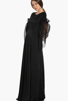 Ingie Ruffles Long Dress
