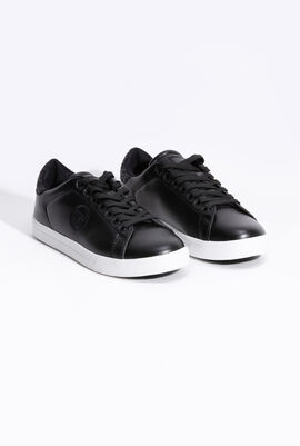 Forher LTX Black Sneakers