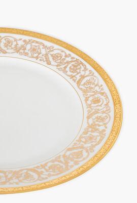 Orangerie Gold Dinner Plate 25 cm