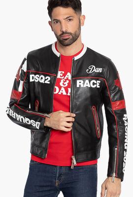 Leather Sport Jacket