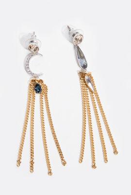 Gipsy Mis-Match Drop Earrings