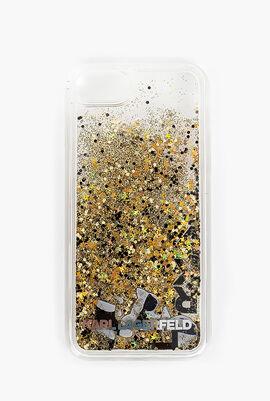 Ikonik Liquid Glitter iPhone 8 Case