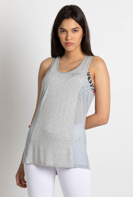 Loose Fit Active Tank Top