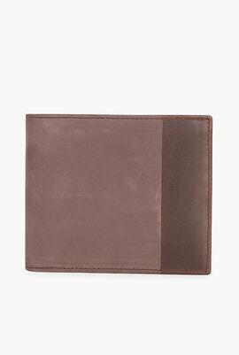 Aston Martin Leather Billfold Wallet