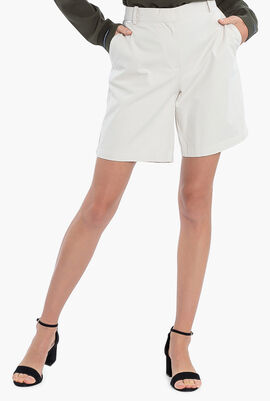 Regular Fit Bermuda Shorts