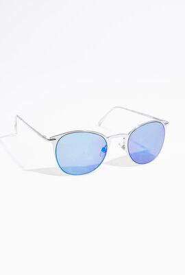 Hailey MRF Round Sunglasses