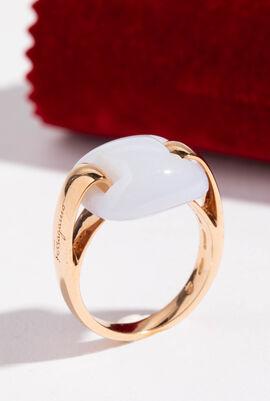 Varino Center Stone Ring, 50 cm