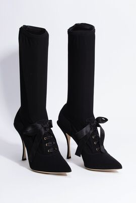 Laced UP Bootie
