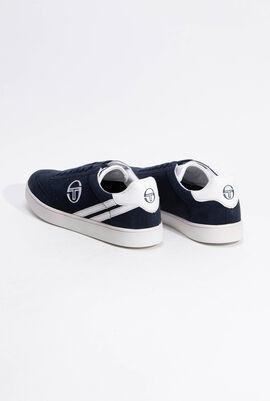 Basket Suede Sneakers