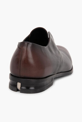 Ombre Leather Loafers