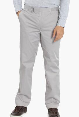 Sanderson Tailored Clean Gaberdine Chino Pants